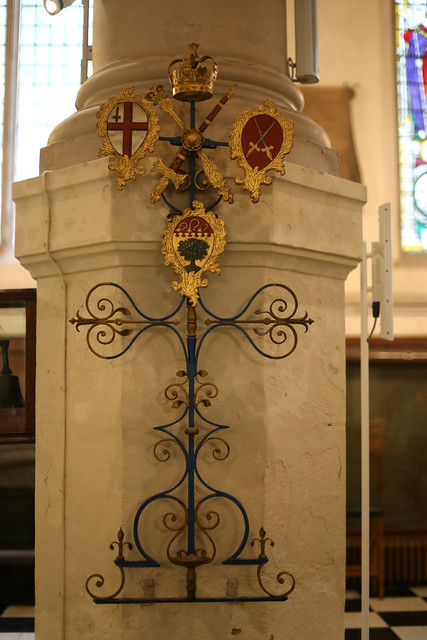 St Sepulchre Without Newgate, City of London