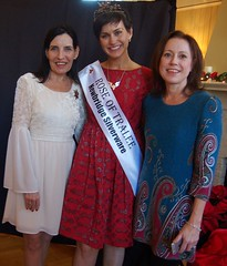 Margaret King, Maria Walsh and Michelle Glennon