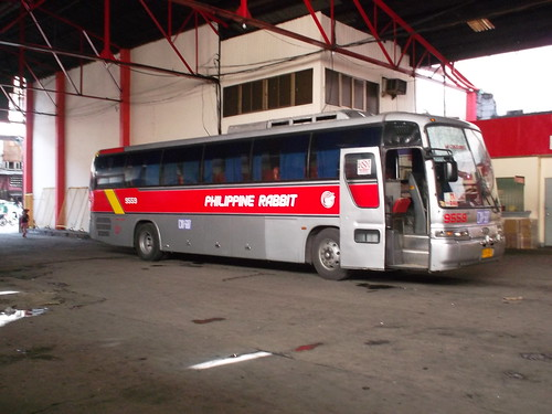 Philippine Rabbit Bus # 9559