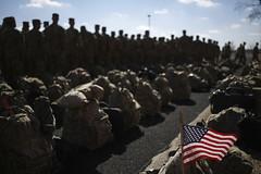 Troop Return (Luke Sharrett) Tags: usa afghanistan army unitedstates kentucky homecoming soldiers fortknox redeployment ftknox 3rdinfantrydivision 1stbrigadecombatteam
