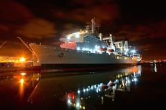RFA FORT VICTORIA (Ugborough Exile) Tags: uk england liverpool ships birkenhead 2014 royalnavy sigma1020mm fortvictoria rfa gace aor royalfleetauxiliary nikonpassion d7000 a387