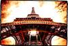 Good Old PARIS... #4 (ACIDIRK) Tags: travel paris france seine nikon frankreich europe sightseeing latoureiffel freehand eiffelturm d80 tokina111628 campsdemars