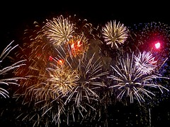 Happy New Year (From Valparaiso, Chile) (Foto Bari (Thanks for 1,2 Million views)) Tags: valparaiso fireworks newyear fuegosartificiales aonuevo 2015