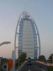 Burj Al Arab Hotel (322m, 60 emelet) (sandorson) Tags: travel dubai uae unitedarabemirates  duba   dubaj    sandorson dubi egyesltarabemrsgek