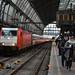 NSI 186 118+ICR Prio-stam, Amsterdam // Hoe lang houdt Martien het rood nog aan?
