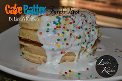 Cake Batter French Toast (Thinkarete) Tags: morning blue red food white hot coffee horizontal closeup fruit breakfast french bread lunch cuisine one golden three succulent juicy maple healthy strawberry berry drink sweet sauce lace cinnamon toast traditional grain strawberries tasty plate fresh sugar drip delicious frenchtoast homemade honey butter slice snack meal raspberry syrup nosh tablecloth cooked dairy grilled fried raspberries culinary blueberries slices wholesome oozing ripe batter isolate toasted nutritious dishware  cakeberry