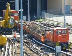 Arbeitszug U Bahn (Wolle550) Tags: ubahn bvg vvb arbeitszug berlinerverkehrsbetriebe berlinerubahn verkehrsverbundberlinbrandenburg bwse