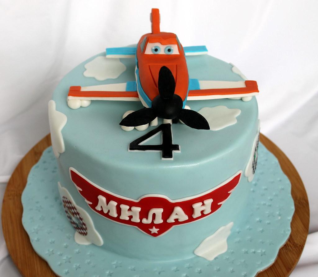Dusty plane cake (nan4eto) Tags: boy dusty cake plane ...