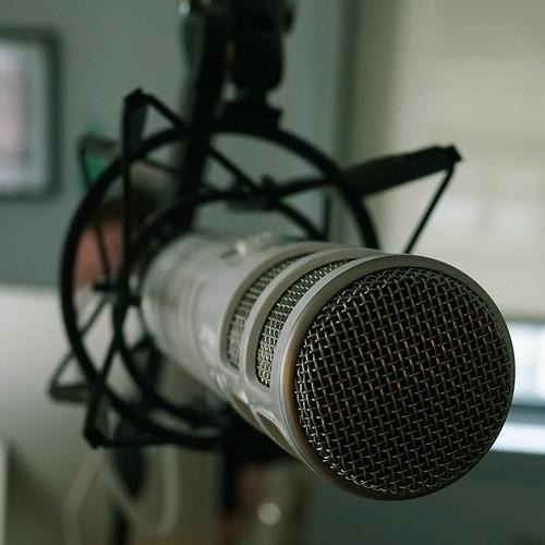 nyc newyorkcity winter usa newyork america studio us december manhattan midtown microphone nomad mic studios northeast audio podcasting flatiron recording mics 2014 happycog aspaceapart