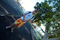 IMG_7291 (aquepontochegamos) Tags: voyage trip travel viaje sea newzealand sunlight praia beach mar pacific auckland nz viagem voltaaomundo rtw pacifico oceania aquepontochegamos routetheworld