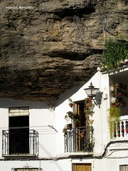 Spain - Cadiz - Setenil de las Bodegas (Marcial Bernabeu) Tags: espaa andaluca spain andalucia cadiz andalusia cdiz bodegas bernabeu marcial bernabu stenil