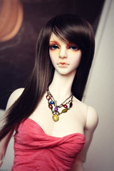 Box opening Impldoll Delia (zinery) Tags: pink ball asian doll skin bjd delia camille abjd jointed impl impldoll