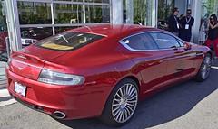 Aston Martin Rapide S (D70) Tags: canada vancouver bc martin rally s diamond aston rapide 134366