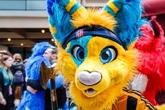 LFM 30-04-16-4084 (SGT.Tibbs) Tags: animals fur costume furry cosplay cartoon fluff characters anthropomorphic fursuit furmeet londonfurs