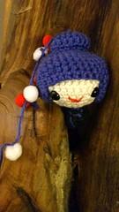 Kokeshi Pppchen (Thema hkeln_Boe) Tags: doll crochet amigurumi kokeshi puppe hkeln sayjai thawornsupacharoen