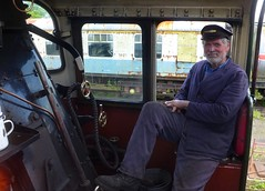 Great Central Railway Swithland Leicestershire 22nd May 2016 (loose_grip_99) Tags: railroad train br cab may engine rail railway trains steam transportation fireman locomotive standard railways gala freight preservation midlands swithland 2100 footplate greatcentral eastmidlands 2016 britishrailways riddles gcr sidings 9f uksteam 92214 gassteam railwaysatwork
