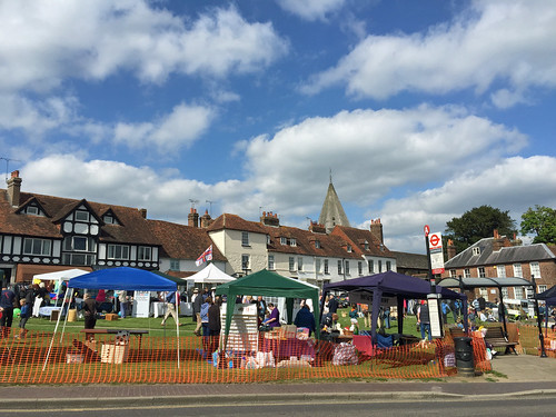 Westerham, Fair on the Green