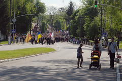 Victory Day in Ostroh