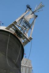 Holgate Windmill fantail, June 2016 - 2