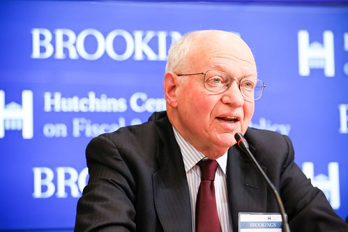 Martin Feldstein, George F. Baker professor of economics at Harvard University