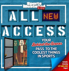 Sports Illustrated Kids All New Access (Vernon Barford School Library) Tags: new school sports sport kids reading book high library libraries illustrated si sportsillustrated hard reads books read cover junior gary covers bookcover athletes middle athlete vernon recent bookcovers nonfiction hardcover barford sik gramling hardcovers sportsillustratedkids garygramling 9781618930491