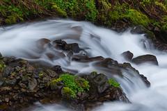 Wahkeena Falls, Oregon (Prithvi Mandava) Tags: longexposure usa water oregon river waterfall rocks columbia waterfalls gorge wahkeenafalls cep colorefexpro niksoftware photoshopcc nikond610 lightroomcc