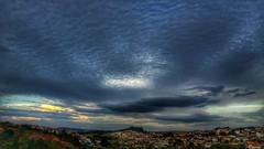 gradual (Rodrigo Alceu Dispor) Tags: city sky cloud gradual