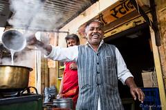 Showboating 5020 (Ursula in Aus - Away) Tags: india jaisalmer chaiwallah chai