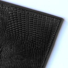 Edge detail (Vertstone) Tags: england 6 fashion handmade wallet alligator lizard ostrich luxury iphone cardholder vertstone