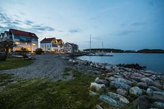 Marstrand (Fantastist) Tags: sunset sea abend meer sonnenuntergang sweden schweden ostsee marstrand kattegatt schrenkste