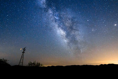 Picketpost Sentinel (ladmo70) Tags: arizona sony superior astrophotography astronomy nightskies a6000 tokina1116mm