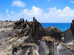 Dragon's Teeth (altfelix11) Tags: ocean hawaii lava maui pacificocean kapalua pahoehoe dragonsteeth makaluapunapoint