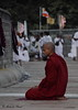 meditation (malintha91) Tags: buddhism monk anuradapura ruwanweliseya dhamma meditation nibbana faith ethics
