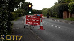 Broken Traffic Light (daleteague17) Tags: road light broken lights trafficlight traffic roadworks works brokentrafficlights