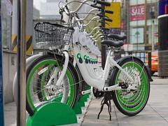 Seoul Bike Share (Travis Estell) Tags: korea seoul southkorea jongno republicofkorea bikeshare jongnogu bikesharing    seoulbikeshare