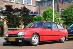 1985 Citroën GSA 1300 X1 (rvandermaar) Tags: citroen citroën gsa 1985 x1 1300 citroengs citroengsa citroëngs citroëngsa lx01fx sidecode4