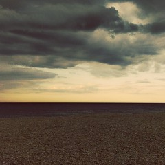 2016-06-28_02-22-53 (sara.palmerini2) Tags: sunset sea summer sky cloud sun beach marotta