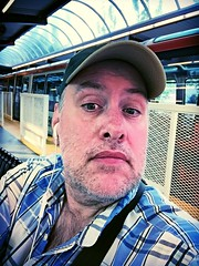 Day 1639 - Day 179: Waiting (knoopie) Tags: 2016 june iphone picturemail doug knoop knoopie me selfportrait 366days 366daysyear5 year5 365more day1639 day179 dean