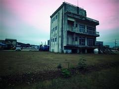forgotten building (-ICHIRO) Tags: street snap ricoh gr digital iv 21mm gw2