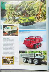 Diecast Collector Magazine July/August 2016 Issue 226 With A Look At Top Die- Cast Alvis Stalwart Models Article By Eric Bryan - 6 Of 6 (Kelvin64) Tags: diecast collector magazine julyaugust 2016 issue 226 with a look at top die cast alvis stalwart models article by eric bryan