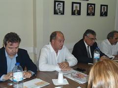 Reunião Coordenadora Autárquica Nacional com CPD Lisboa Área Oeste