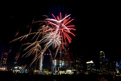 FourthOfJuly_041 (allen ramlow) Tags: city summer color beautiful skyline night austin colorful long exposure day texas fireworks sony 4th july celebration independence fourth a6000