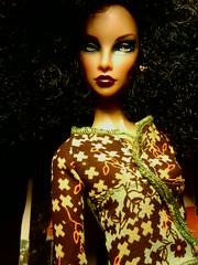 Live Wire Mini Clone (krixxxmonroe) Tags: ira d ryan krixx monroe styling brown black latino mixed race family fashion royalty live wire mini clone fierce fabulous dramtic diva avant garde dolls