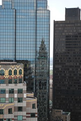 View from Custom House Tower observation deck (David Coviello) Tags: boston architecture buildings massachusetts customhouse