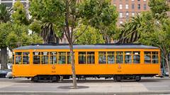 (seua_yai) Tags: sanfrancisco california people urban usa america publictransit wheels thecity muni bayarea northamerica historicstreetcar streetstreetcar