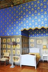 Ancy le Franc 10 (Laurent Lenotre) Tags: burgundy le chambre bourgogne chteau renaissance franc lentre burgund ancy boiserie xvie