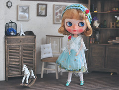 New look for BLYTHE