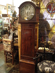 "ENGLISH TALL CASED CLOCK • <a style=""font-size:0.8em;"" href=""http://www.flickr.com/photos/51721355@N02/15432905653/"" target=""_blank"">View on Flickr</a>"