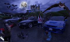 IMG_8998 (MinioPhotography) Tags: sky halloween monster skyline photography nissan zombie gtr nismo minio worldcars