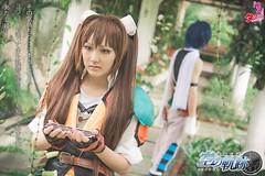 Sora No Kiseki (ShiroWengPhotography) Tags: game anime sc japan cosplay no culture line story gaming malaysia animation kuala fc sora lumpur kiseki